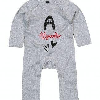 Pijama personalitzat amb nom